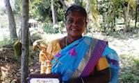 #FarmertheBrand: மண்ணை பொன்னாக்கும் புதுக்கோட்டைப் பெண்மணி!