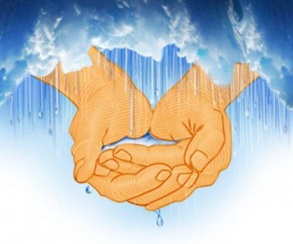 save rain water
