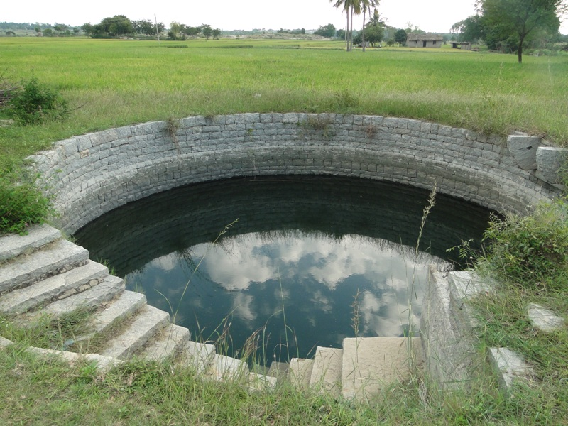 well water irrigation