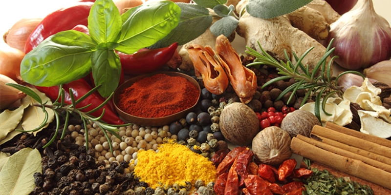 Different types of Indian Spices
