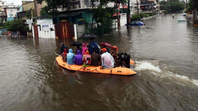bihar, UP Flood