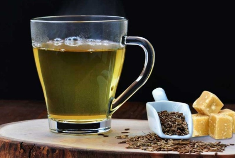 Cumin seeds Juice