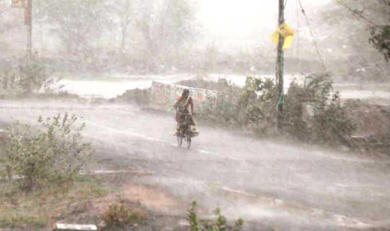 Monsoon Turning Vigorous