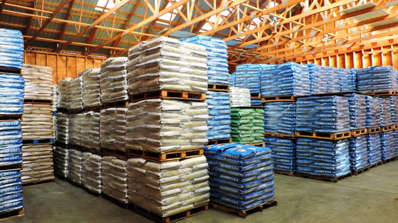 Urea Warehouse