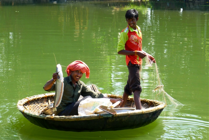 Coracle with subsidy