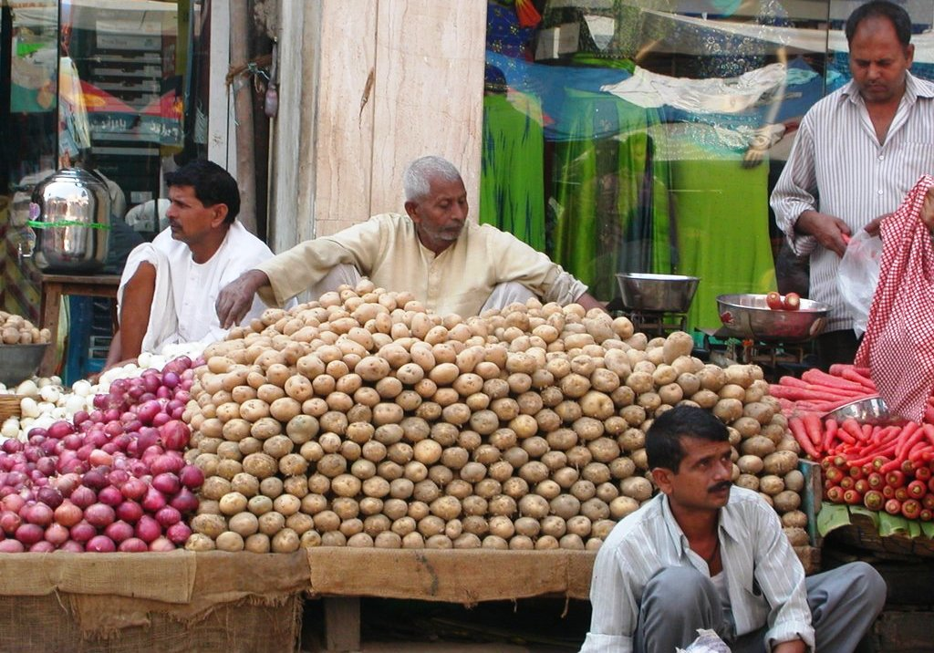 Skyrocketing Potato price